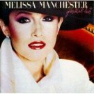 Melissa Manchester - Greatest Hits by Melissa Manchester (Audio CD - Oct 25, 1990)