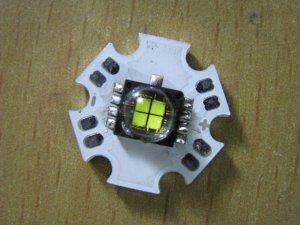 CREE XLamp® MC-E LED Emitter with 20mm Star Board