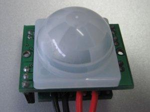 DIY PIR Motion Activated Switch 12V DC Lights