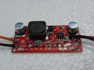 DIY Step Down DC /DC Adjustable Regulator Module