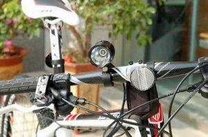 CREE MC E LED Bike Light System With 7.4V 4.4A Battery
