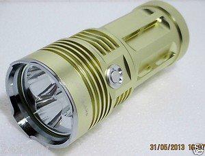 Skyray King 3x Cree XM-L T6 Flash light