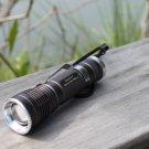 CREE XML T6 Palight M6-2  Zooming Flashlight