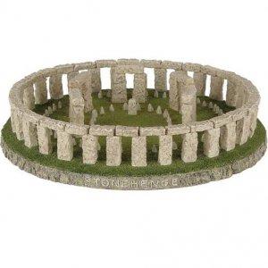 Stonehenge Monument Restored, Architecture Replica