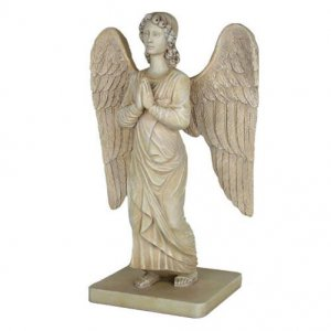 Archangel Gabriel of Mercy Praying Statue