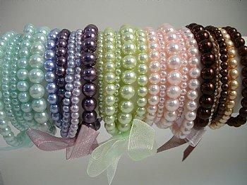 Pearl Bead Five Pack