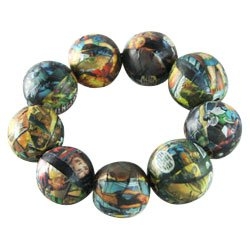 Hero Ball Elastic Bracelet