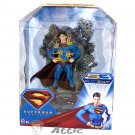 Superman Returns:  Invulnerable Superman Figure S3 Select Sculpt Series