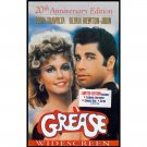 Grease 20th Anniversary Edition (Widescreen - VHS)