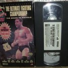 UFC The Ultimate Fighting Championship VII The Brawl in Buffalo Vhs Video