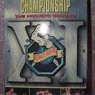 UFC The Proving Ground Vhs Video Ultimate Fighting Championship XI David Abbott