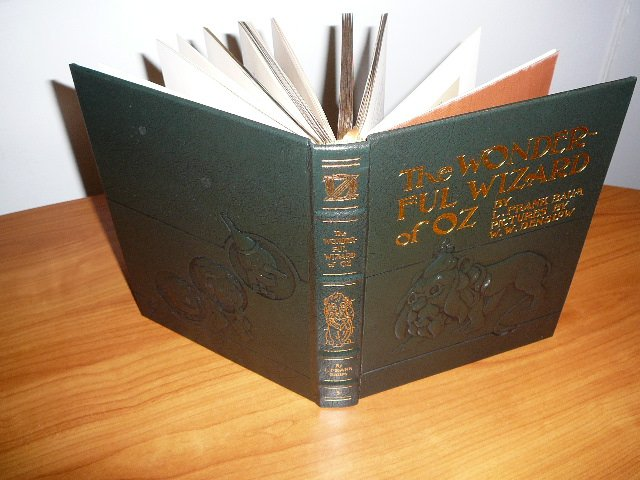 The Wonderful WIzard of Oz - Leather editoin by Easton Press