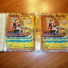 Original dust jacket for Lucky Bucky in Oz ( 1st edition)