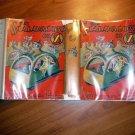 Original dust jacket for Scalawagons in Oz ( 1st edition - Scallywagons)