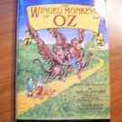 The Winged Monkeys of Oz. First edition. Signed by author Dennis Anfuso. 1995