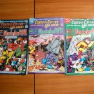 3 DC comics books from 1980s
