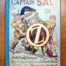 Captain Salt in Oz. 1st edition (c.1936)