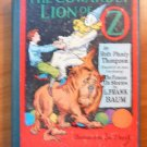 Cowardly Lion of Oz. 1st edition, 12 color plates (c.1923)