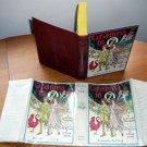 Grampa in Oz. Pre 1935 edition with 2 color plates in dust jacket(c.1924)