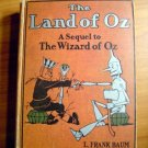 Land of Oz. 1st edition 5th state.