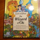 Look and find the Wizard of Oz. 1993 by Publication International. Hardcover