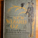 New Wizard of Oz, Bobbs Merrilll, 2nd edition, 1st state