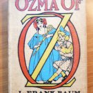 Ozma of Oz, 1-edition, 2nd state
