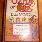 Ozma of Oz, 1924-1935 edition