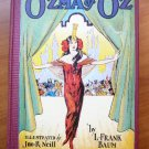 Ozma of Oz, 1924-1935 edition