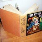 Royal book of Oz. Post 1935 printing, B & W illustrations (c.1921)