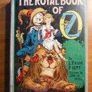 Royal book of Oz. Pre 1935 printing, 12 color plates (c.1921)