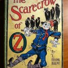 Scarecrow of Oz. 1st edition, 1st state. ~ 1915