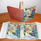 The Wonder City of Oz. Later edition in original dust jacket(c.1940)