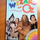 Wizard of Oz cookbook.1993 by Turner Entertainment