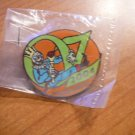 Wizard of Oz pin from 2004