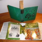 Wizard of Oz, Bobbs Merrilll, 1939 MGM edition in dust jacket