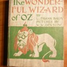 Wonderful Wizard of Oz  Geo M. Hill, 1st edition , 2nd state