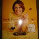 Great Tastes Made Simple Wine Guide Andrea Immer