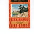 Vintage Audley End Essex Guide