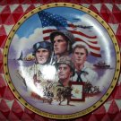 Proud To Serve Bill Dodge Bradford Exchange Collector Plate