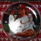 Mark McGwire Full Speed to 40 Bradford Exchange Plate
