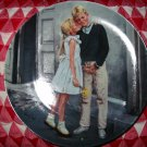First Crush By Kurt Ard For Bing & Grondahl Collector Plate