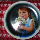 For You by Donald Zolan Pemberton & Oakes 1981 Collector Plate