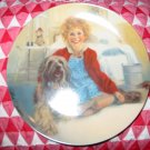 Annie And Sandy by William Chambers Collector Plate Knowles 1982