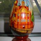 St - Petersburg Souvenir Egg Very Pretty Elegant Piece