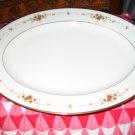 Noritake Suffolk (7549) Ivory China Oval Platter Retired
