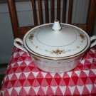 Noritake Suffolk (7549) Vegetable Bowl With Lid & Handles Retired