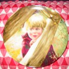 Rodeo Girl Donald Zolan Collector Plate Special Moments Collection 1990