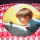 Sunny Suprise by Donald Zolan Collector Plate Special Moments Collection 1989