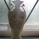 Lovely Floral Ornate Vase Very Pretty Piece